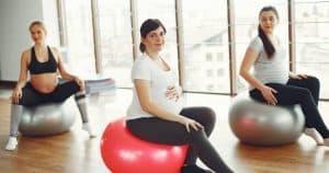 Harmadik trimeszterben végezhető mozgások