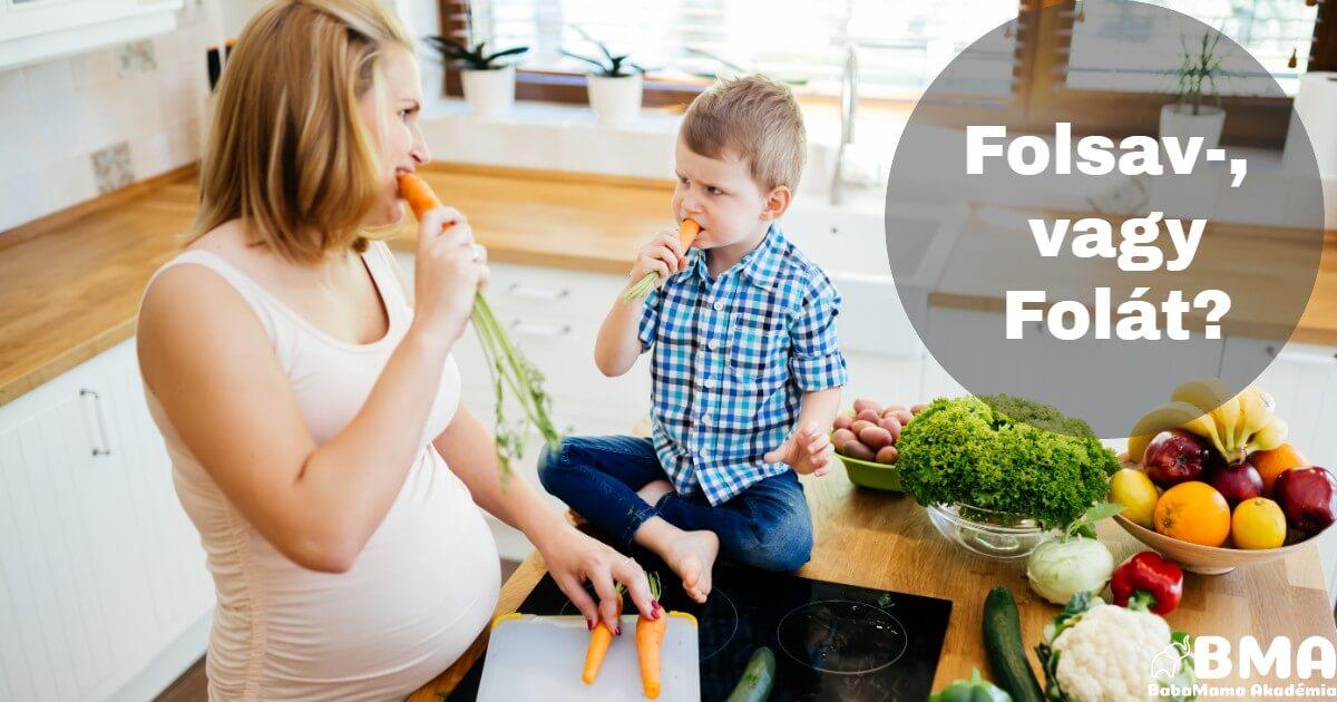 Folsav vagy Folát? Dietetikus válaszol